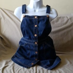 GapKids Overalls Skirt